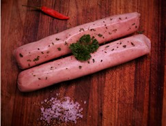 Chicken & Chive Sausages